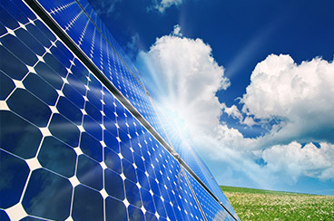 photo of solar energy panel