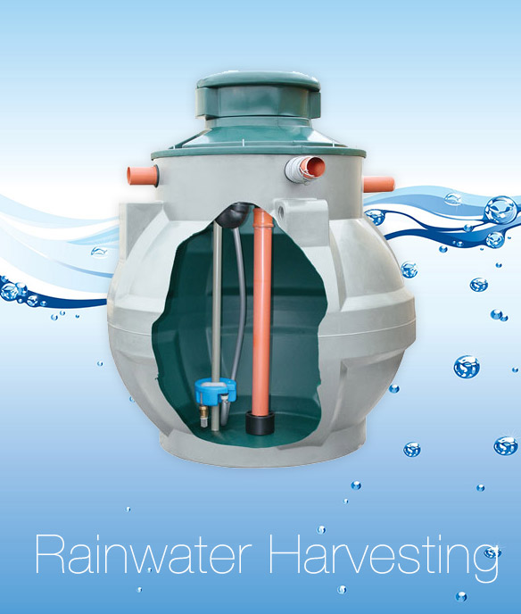 upgrade your home with a rain water harvesting system